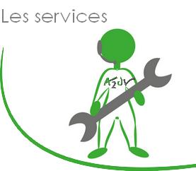Les services complémentaires A2JV