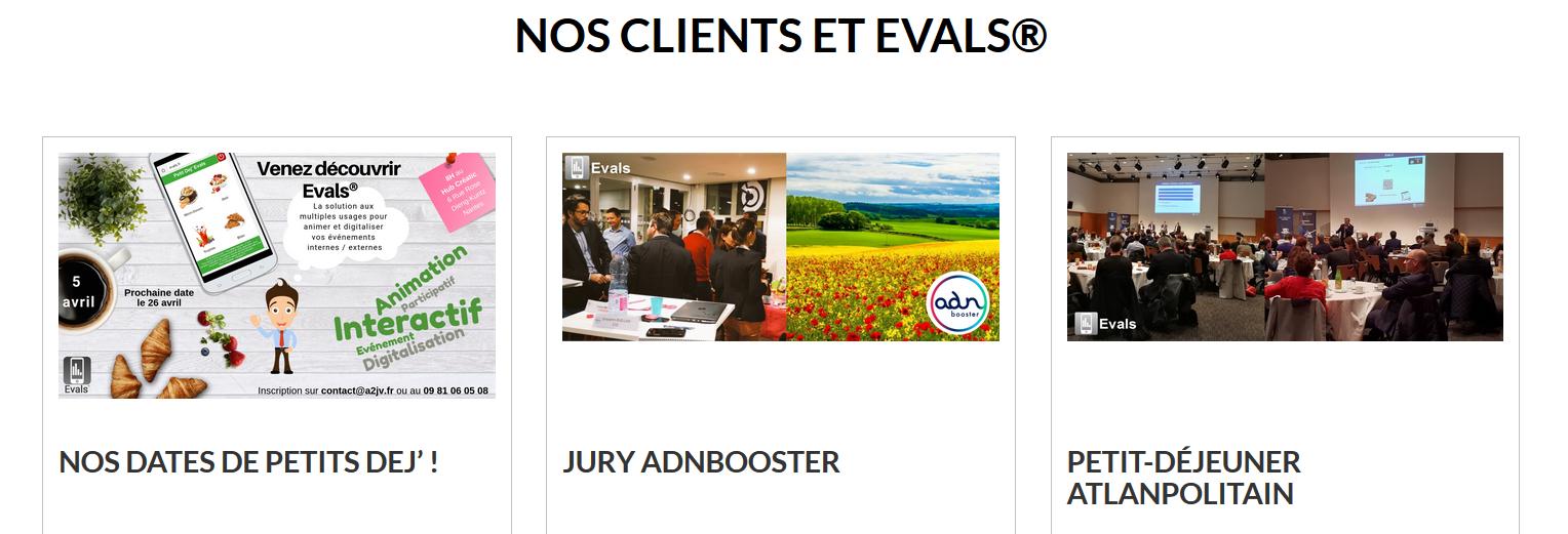 (French) Retrouvez les Actus Evals sur store.evals.fr