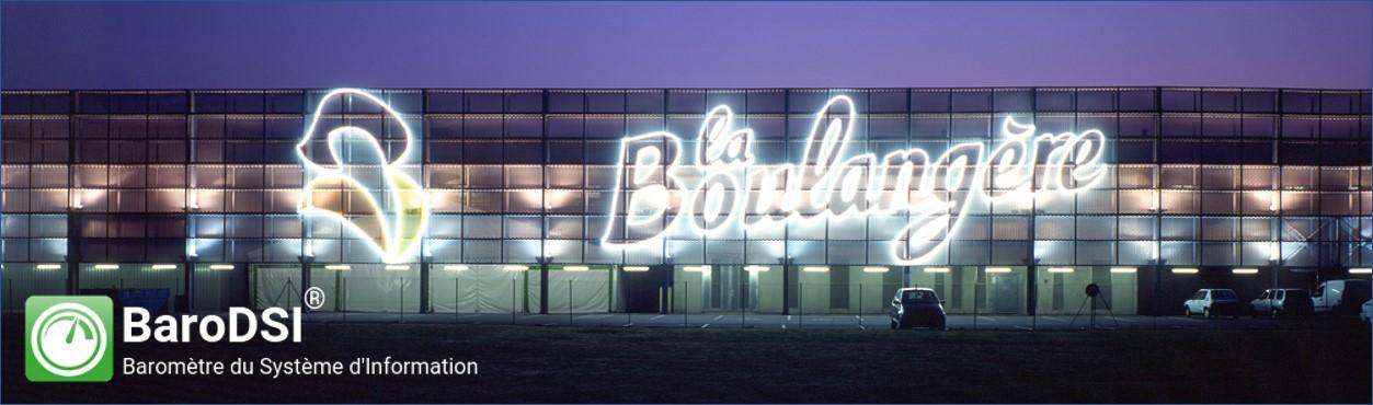 BaroDSI : La Boulangère & Co